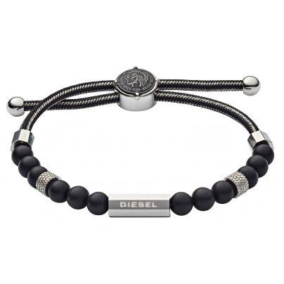 Diesel DX1151040 Herrenarmband Beads 4013496068689