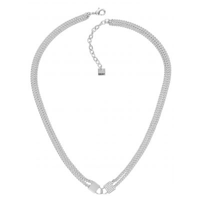 DKNY 5520107 Ladies' Necklace Double Lock 9009655201078
