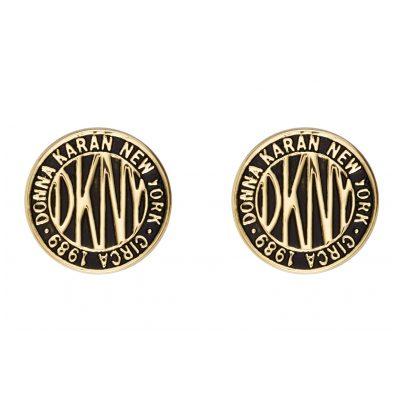 DKNY 5520032 Ohrstecker Logo Token 9009655200323
