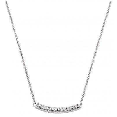 Viventy 773708 Silber Damen-Halskette 4028543446808