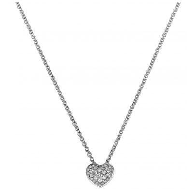 Viventy 774502 Damen-Halskette mit Herz-Anhänger 4028543683449