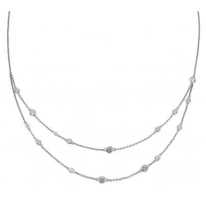 Viventy 778468 Silver Ladies´ Necklace 4039589759098