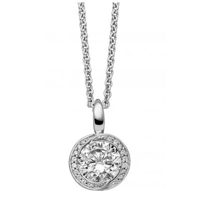 Viventy 780952 Silver Necklace for Women 4049474747680