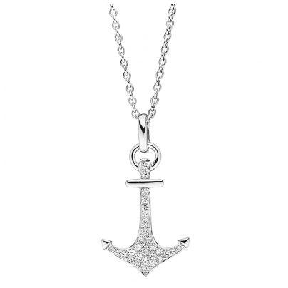 Viventy 782122 Ladies´ Necklace Silver Anchor 4043885246855