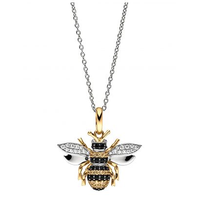 Viventy 783172 Silver Women's Necklace Bee Pendant 4028543146999