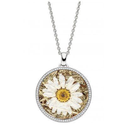 Viventy 783312 Silver Necklace for Ladies Marguerite 4028543220774