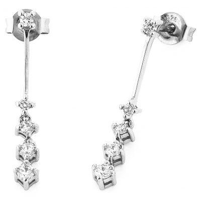 Viventy 781644 Silver Ladies´ Earrings 4043885268864