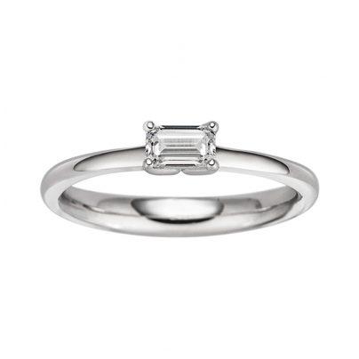 Viventy 782791 Silver Ladies' Ring Cubic Zirconia