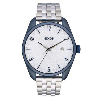 Nixon A418 1849 Bullet Navy/Silver Damenuhr 3608700746999