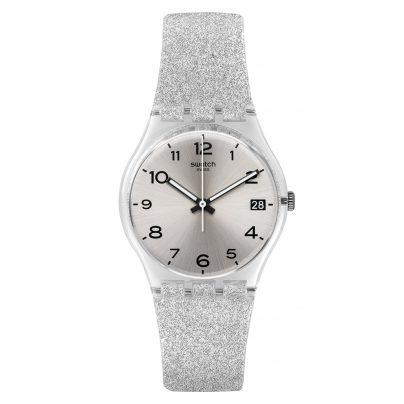 Swatch GM416C Damenuhr Silverblush 7610522693104