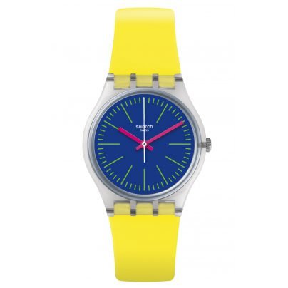 Swatch GE255 Damenuhr Accecante 7610522778801