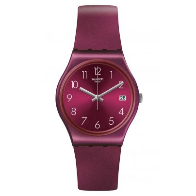 Swatch GR405 Ladies' Watch Redbaya 7610522787896
