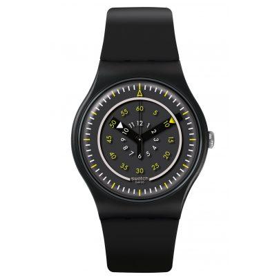 Swatch SUOB157 Armbanduhr Piu Nero 7610522797390