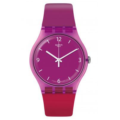 Swatch SUOV104 Armbanduhr Cherryberry 7610522801189