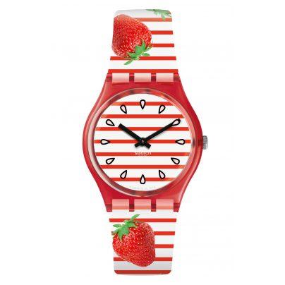 Swatch GR177 Armbanduhr Toile Fraisee 7610522800861