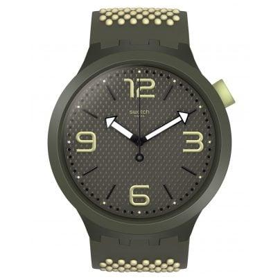 Swatch SO27M102 Big Bold Armbanduhr BBBlanco 7610522811720
