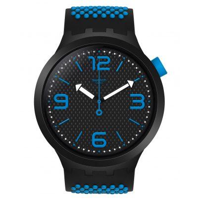 Swatch SO27B101 Big Bold Wristwatch BBBlue 7610522812925
