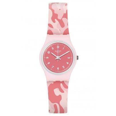 Swatch LP157 Damenuhr Camourose 7610522808188