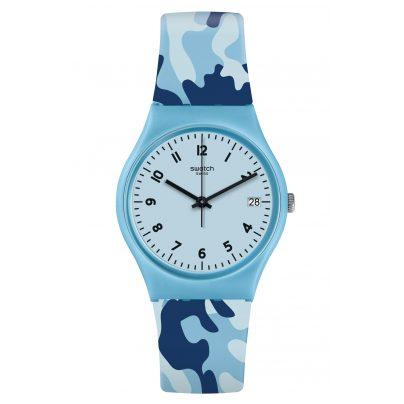 Swatch GS402 Armbanduhr Camoublue 7610522812451
