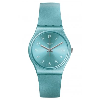 Swatch GS160 Ladies´ Watch So Blue 7610522812345