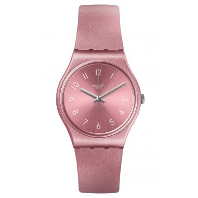 Swatch GP161 Damen-Armbanduhr So Pink 7610522812352