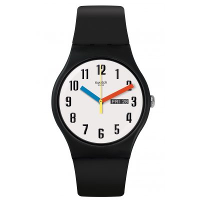 Swatch SUOB728 Men´s Watch Elementary 7610522810426