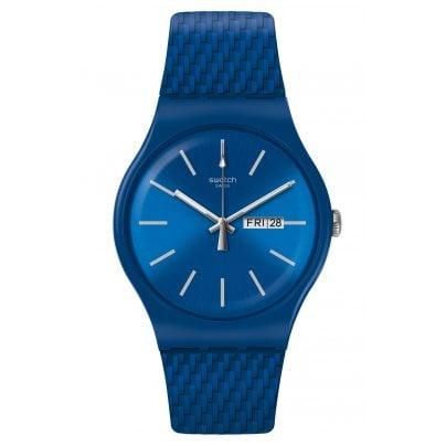 Swatch SUON711 Herrenuhr Bricablue 7610522809758