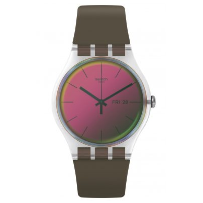 Swatch SUOK714 Armbanduhr Polarmy 7610522814035