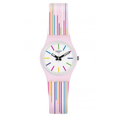 Swatch LP155 Damenuhr Guimauve 7610522811423