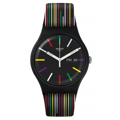 Swatch SUOB729 Armbanduhr Nuit D'Ete 7610522812291