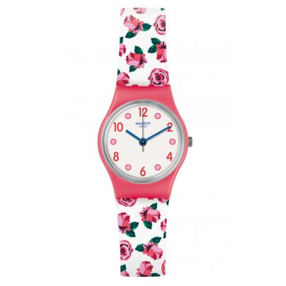 Swatch LP154 Damen-Armbanduhr Spring Crush 7610522812970