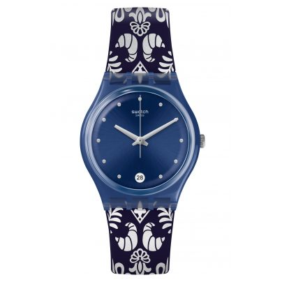 Swatch GN413 Damen-Armbanduhr Calife 7610522812512