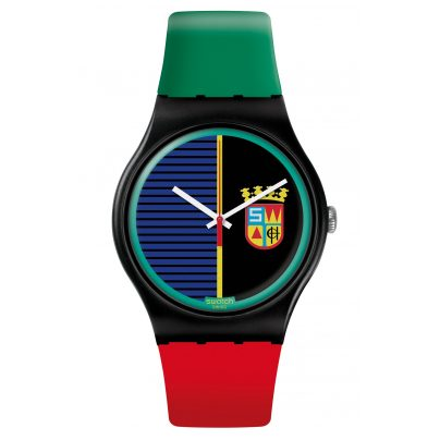 Swatch SUOB169 Watch Sir Swatch19 7610522814288