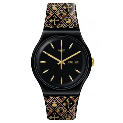 Swatch SUOB730 Armbanduhr Royal Key 7610522814325