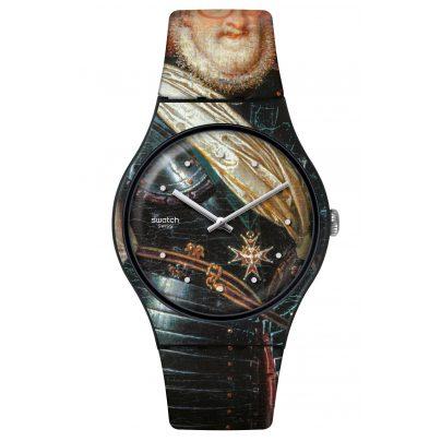 Swatch SUOZ317 Armbanduhr Henrytheforce 7610522819191