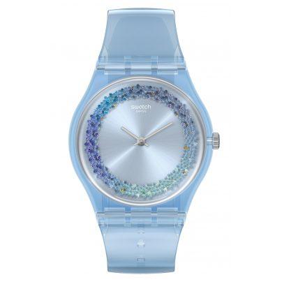 Swatch GL122 Damenuhr Azzura 7610522820692