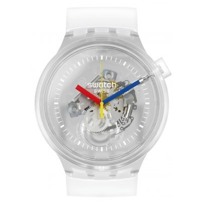 Swatch SO27E100 Big Bold Wristwatch Jellyfish 7610522825185