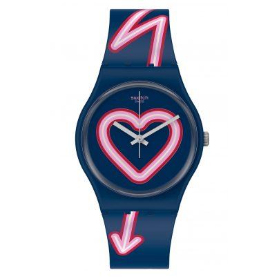 Swatch GN267 Ladies' Watch Flash of Love 7610522823709