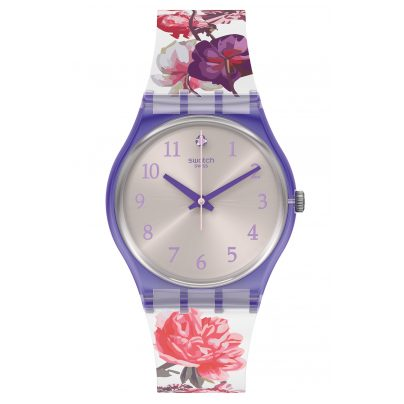 Swatch GV135 Damenuhr Sweet Garden 7610522826229
