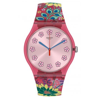 Swatch SUOP112 Women's Watch Dhabiscus 7610522825307