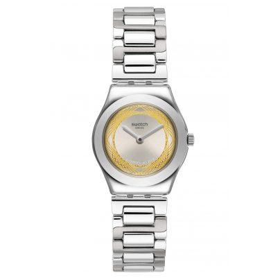 Swatch YSS328G Damenuhr Golden Ring 7610522800663