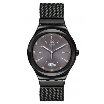 Swatch YWB405MB Armbanduhr TV Set 18 cm 7610522800038