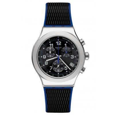 Swatch YVS451 Men's Watch Chronograph Secret Mission 7610522800007