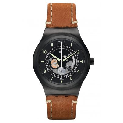 Swatch YIB402 Automatic Men´s Watch Sistem Thought 7610522800472
