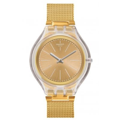 Swatch SVUK101M Skin Ladies´ Watch Skinmajdou 7610522800786