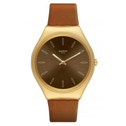 Swatch SYXG104 Damen-Armbanduhr Skinsand 7610522813496