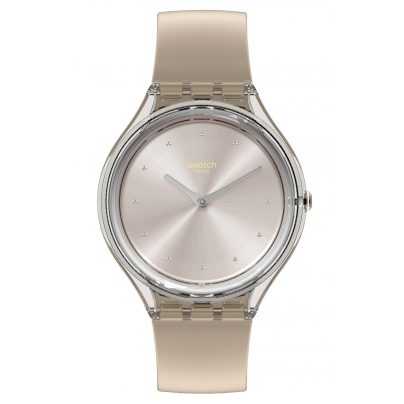 Swatch SVOK109 Skin Damenuhr Skin Cloud 7610522825338