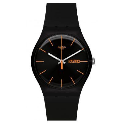 Swatch SUOB704 Dark Rebel Armbanduhr 7610522631656