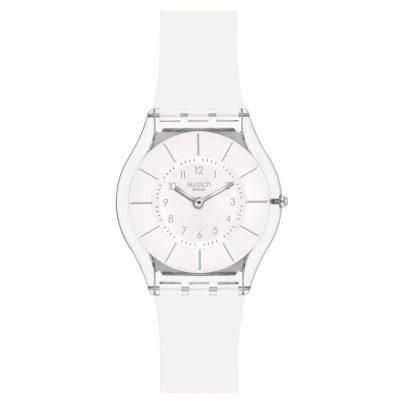 Swatch SFK360 White Classiness Damenuhr 7610522540507
