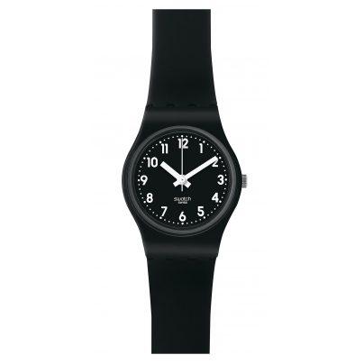 Swatch LB170E Lady Black Single Damenuhr 7610522019690